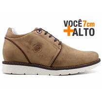 Sapatênis Rafarillo Você + Alto 7cm Original 489001 Pixolé