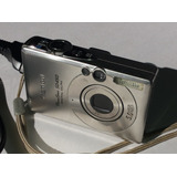 Camara Canon Powershot Sd450 5 Mp 3x