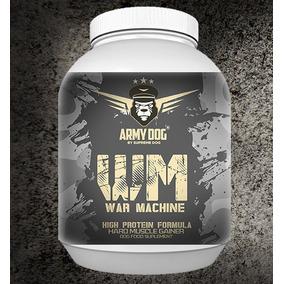 Army Dog, War Machine 1kg Proteina Perro Hidrolizada