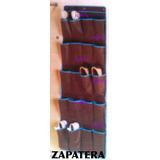 Zapatera Guarda Zapatos Detras De La Puerta * Closet