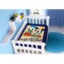 Cobertor Mickey E Donald Azul Marinho Infantil Jolitex