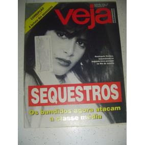 Revista Veja 1192 Marisa Monte Bloch Sandra Annemberg 1991