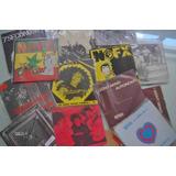 Coleção Com 14 Punk, Compacto, Vinil