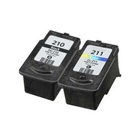 Cartuchos Canon Pg210 Cl211 Mp240 Mp250 Mp490 Ip2700 S