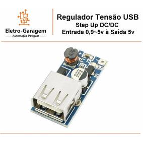 Regulador Tensão Step Up Dc 0,9~5v Para 5v + Frete R$11,00