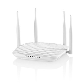 Roteador Wireless 300mbps 4 Antenas 5dbi Re183 Multilaser