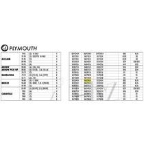 Cable Bujia Silicon Chryslerneon Stratus 2 2.4l 95- Ee