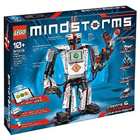 Juguete Lego Mindstorms Programable Ev3 Personalizable Rob