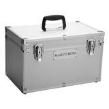 Marco Boni Maleta Profissional Alumínio C/ Divisórias 2002