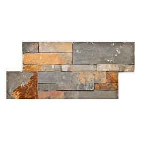Slate Stone Oxido 18x35 Piedras Naturales