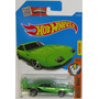 Auto Hot Wheels 69 Dodge Charger Daytona Ploteado Unico Rdf1