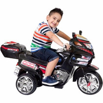 Mini Moto Elétrica Infantil Max Speed 6v