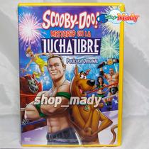 Scooby-doo! Misterio En La Lucha Libre - 1 Dvd Región 1 Y 4