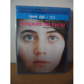 Después De Lucía Blu Ray Movie Michel Franco Tessa Ia