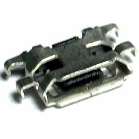 Pin De Carga Microusb 5 Pines Jack Conector