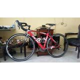Bicicleta Gw Flamma De Ruta