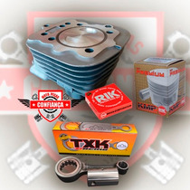 Kit Aumento Cilindrada Cg/titan125 94/01 C/pistão Crf 230cc