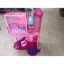 Castillo De Barbie Usado
