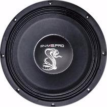 Auto Falante Woofer Snake Cobra 12.8k 12 4000w Rms Sub Grave
