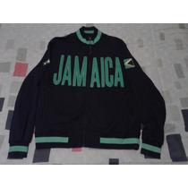 Campera Jamaica !!! Marca Just Kick It !!!