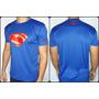 Franela Deportiva Para Gym De Superman Man Of Steel