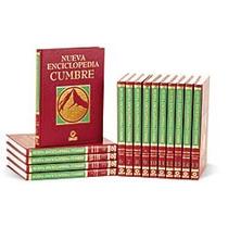 Nueva Enciclopedia Cumbre 15 Vols Cumbre Grolier Glr1