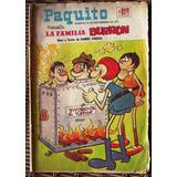 Historieta, Paquito Presenta La Familia Burron, N°17052