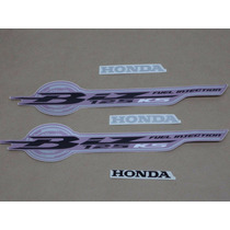 Kit Adesivos Faixas Honda Biz 125 Ks 2010 Rosa