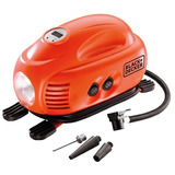 Mini Compressor Digital Portátil 12v Asi200la Black & Decker