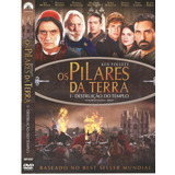 Dvd Os Pilares Da Terra I - Destruição Do Templo Orig/dub/us