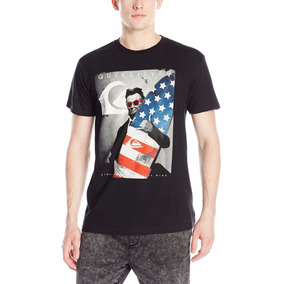 Camiseta Quiksilver Original Importada
