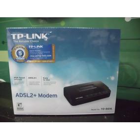 Adsl2+ Modem Tp-link Modelo Td-8616