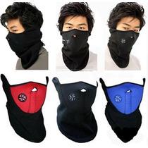 Mascara Motociclista/ciclista Anti-smog Y Frío - Envío Grati