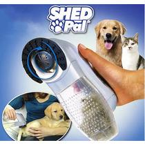 Shed Pal Facil Removedor De Pelo Mascota Perro Gato Env Grat