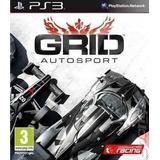 Grid Autosport - Ps3 Português Psn