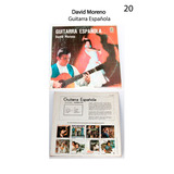 Acetatos Vinilo Lp Disco David Moreno - Guitarra Española