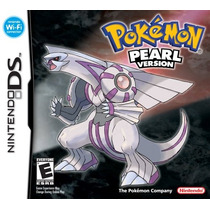 Pokemon Pearl - Ds - Novo Lacrado - Nota Fiscal