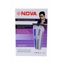 Aparador Barba Máquina Cabelo Nova 110/220 Bivolt Bigode