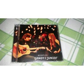 Cd Sandy & Junior - Acústico