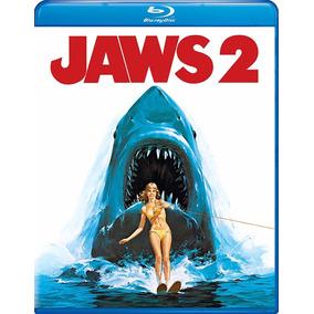 Blu-ray Tubarão 2 - Dublado - Lacrado