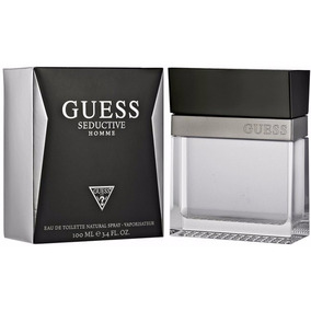 Perfume Guess Seductive Homme Masculino 50ml Original