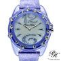 Reloj Paris Hilton, Plastico Y Cristal Envio Gratis D Sp0