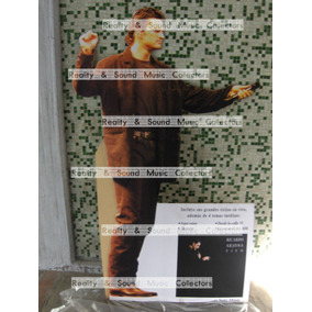 Ricardo Arjona Display Promocional Disco Vivo De Coleccion!!