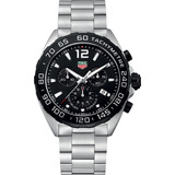Reloj Tag Heuer Formula 1 Cronometro 43mm Caz1010.ba0842