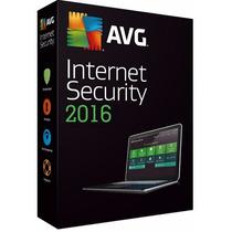 Antivirus Avg 1 Pc 2016 Licencia Original Por 2 Años