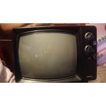 Yh Antigua Tv Años 80 Tobishi Operativa Remato Cambio