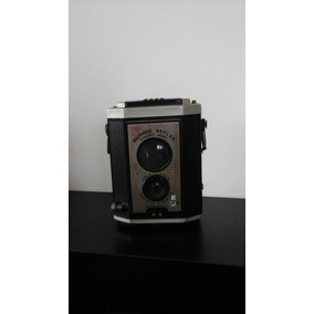 Antigua Máquina De Fotos Kodak Brownie Reflex
