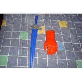 Espada Con Garra Tipo Thundercats Juguete Niños