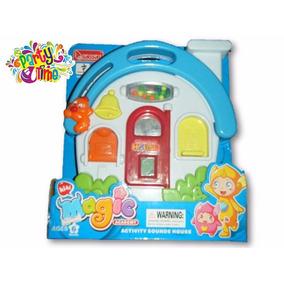 Casa Musical Con Luces Y Sonidos/juguete Didáctico