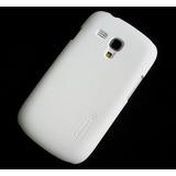 Capa + Pelicula P/ Galaxy S3 Mini I8200 I8190 Nillkin Case